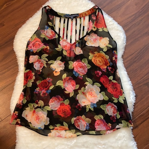 🌺 2 FOR $40 🌺 Guess Floral Top
